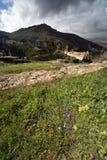 Mening van Cuenca, Spanje Stock Afbeeldingen