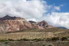 Mening van de Andes Royalty-vrije Stock Afbeeldingen