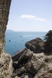 De Krim. Noviy Svet. Royalty-vrije Stock Foto