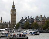 Mening van de Big Ben Royalty-vrije Stock Foto
