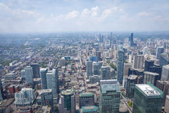 Mening van de CN Toren royalty-vrije stock foto