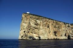 Mening van de Jacht van de Kaap Stock Afbeelding