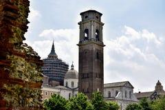 Mening van de Kathedraal van de Palatina-deur Stock Fotografie