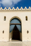 Mening van de Moskee al-Hakim Stock Afbeelding