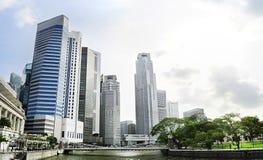 De rivier van Singapore Royalty-vrije Stock Foto
