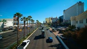 Mening van de strook in Las Vegas royalty-vrije stock foto