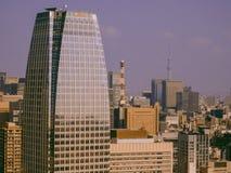 Mening van de Toren van Tokyo stock afbeelding