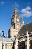 Mening van de Toren van de Big Ben Royalty-vrije Stock Foto's