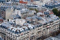 Mening van de Toren van Eiffel Royalty-vrije Stock Foto