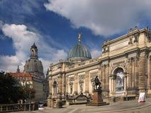 Mening van Dresden no.1 Stock Foto's