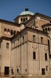 Mening van Duomo van Parma, Emilia-Romagna, Italië Stock Afbeeldingen