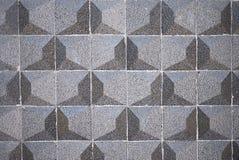 Mening van een abstracte textuur Royalty-vrije Stock Fotografie