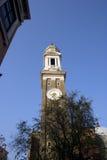 Mening van een Venetiaanse klokketoren Royalty-vrije Stock Afbeelding