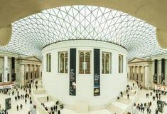 Mening van geschiedenismuseum Royalty-vrije Stock Fotografie
