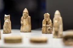 Mening van geschiedenismuseum Royalty-vrije Stock Foto's