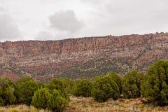 Mening van Grand Canyon Royalty-vrije Stock Afbeeldingen