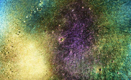 Mening van heelal Stock Afbeelding