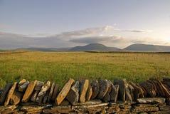 Mening van het Eiland van Hoy Stock Foto's