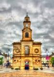 Mening van het stadhuis van Coleraine Stock Foto's