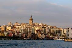 Mening van Istanboel Stock Afbeelding