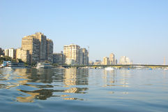 Mening van Kaïro Stock Foto's
