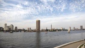 Mening van Kaïro royalty-vrije stock fotografie