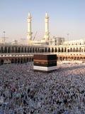 Mening van Kaaba stock foto