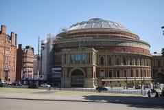 Mening van Koninklijk Albert Hall stock fotografie