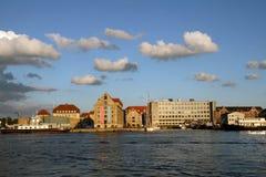 Mening van Kopenhagen Royalty-vrije Stock Afbeeldingen