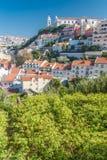 Mening van Lissabon Stock Foto