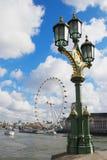 Mening van Londen Royalty-vrije Stock Afbeeldingen