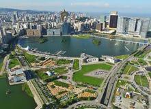 Mening van Macao royalty-vrije stock fotografie