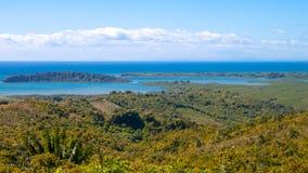 Mening van Madagascar royalty-vrije stock afbeeldingen