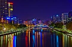 Mening 18 van Melbourne Royalty-vrije Stock Afbeelding