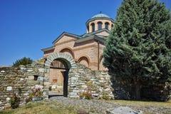 Mening van Middeleeuws Klooster St John Doopsgezind, Kardzhali, Bulgarije royalty-vrije stock afbeeldingen