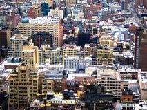 Mening 2 van New York Royalty-vrije Stock Foto's