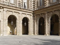 mening van palazzopitti Royalty-vrije Stock Afbeelding