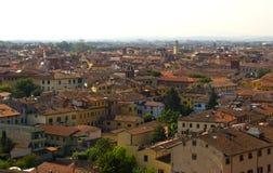 Mening van Pisa Royalty-vrije Stock Fotografie