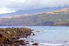 Playa DE Martianez Stock Foto