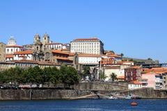 Mening van Porto Royalty-vrije Stock Afbeelding