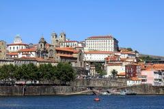 Mening van Porto Royalty-vrije Stock Afbeeldingen