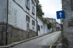 Mening van Porto, Portugal royalty-vrije stock foto's