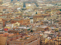 Mening van Rome Stock Fotografie