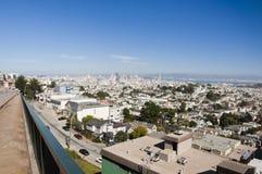 Mening van San Francisco Stock Afbeelding