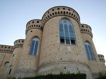Mening van Santa Casa in Loreto Stock Foto's