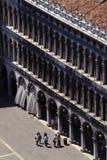 Mening van St het Vierkant van het Teken Royalty-vrije Stock Afbeeldingen