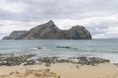 Mening van strand stock foto's