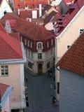 Mening van Tallinn Royalty-vrije Stock Foto