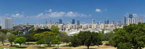 Mening van Tel Aviv. Royalty-vrije Stock Afbeeldingen