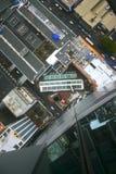 Mening van toren Stock Foto's